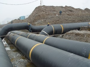 LanZhou Industrial Water Pipeline